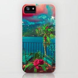 Island Home iPhone Case