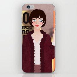 Vivre Sa Vie iPhone Skin
