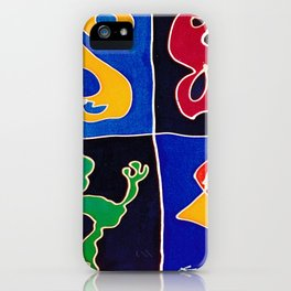 GESTATION               by Kay Lipton iPhone Case