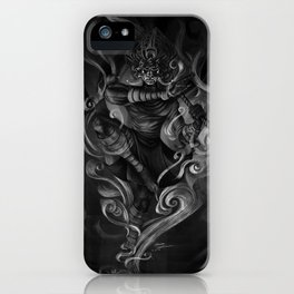The God Within iPhone Case