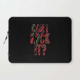 A Tribe Called Quest Can I Kick It Laptop Sleeve