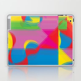 Pop Art Expression Laptop & iPad Skin