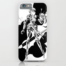 Lady Knight Slim Case iPhone 6s