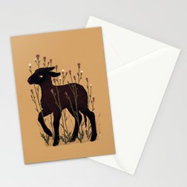 Black Lamb Stationery Cards