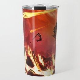 Rift Fire Colossus Travel Mug