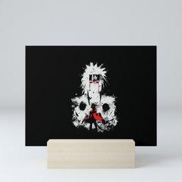 Jiraiya Senin Modo v.1 Mini Art Print