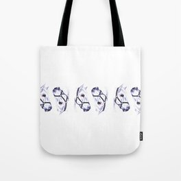 Mighty Horses Tote Bag