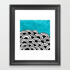 Sketchbook Bink 29 Framed Art Print