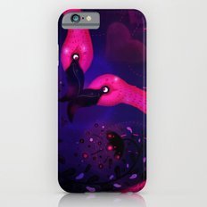 Flamingo Love Slim Case iPhone 6s