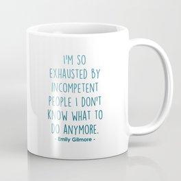 Gilmore Girls, Emily Gilmore Coffee Mug
