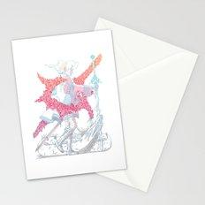 Fourth Grade Fantasy. Stationery Cards
