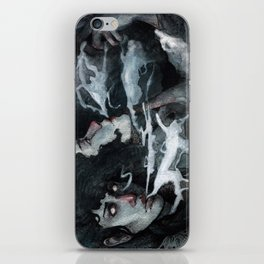 Out iPhone Skin