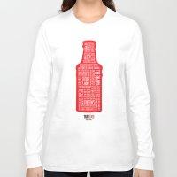 true blood Long Sleeve T-shirts featuring True Blood by Luke Eckstein