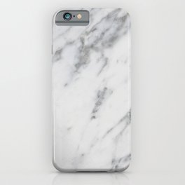 Real Marble 017 iPhone Case