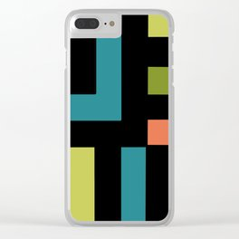 The Sixties Called Clear iPhone Case