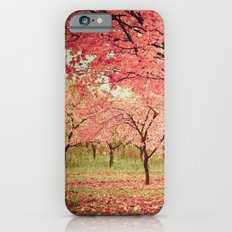 Wind and Leaves Slim Case iPhone 6s