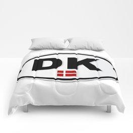 DK Plate Comforters