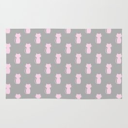 A Lot of Cats G/P Rug