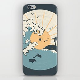 OCN LP... iPhone Skin