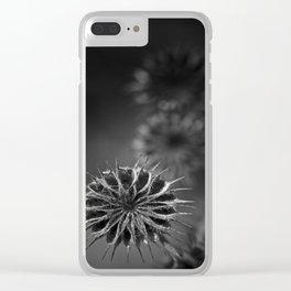 432 Hz Clear iPhone Case