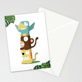 Animal Totem Stationery Cards