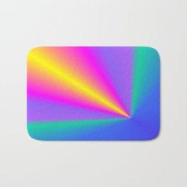 Conical Colors Bath Mat