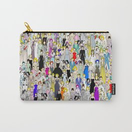 Punks 3 Carry-All Pouch