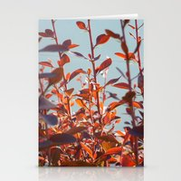 serenity Stationery Cards featuring serenity by Françoise Reina