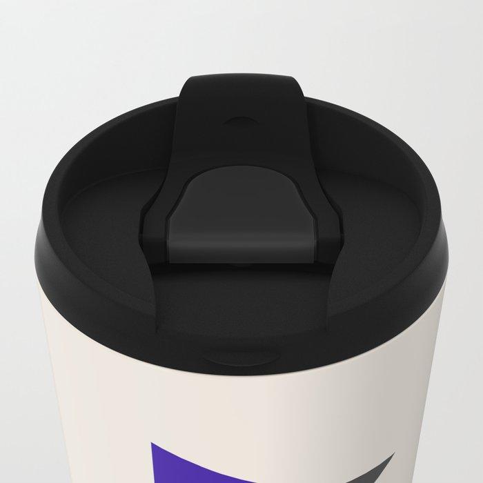 Barn Swallow Metal Travel Mug