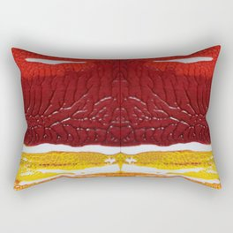 The Sun Bandit Rectangular Pillow