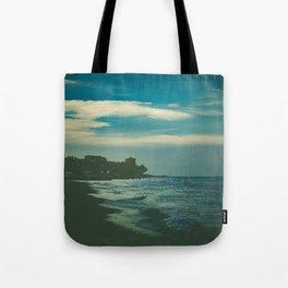 Good Bye Blue Sky Tote Bag