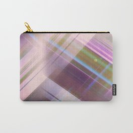 Layer Cake in Purple Carry-All Pouch