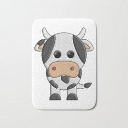 Vaquita de peluche - Cow of teddy Bath Mat