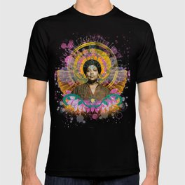Praise Lorde: Art Godis Audre Lorde T-shirt