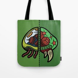 Old & New Metroid Tote Bag