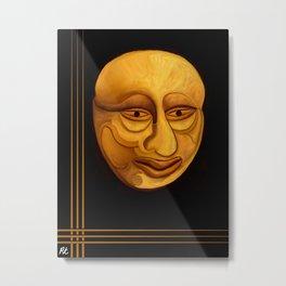 midas by rafi talby Metal Print