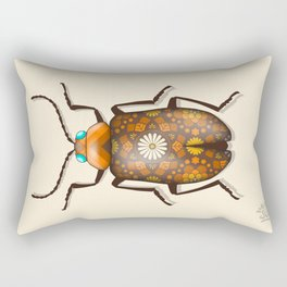 Bug'n out with Brian Rectangular Pillow