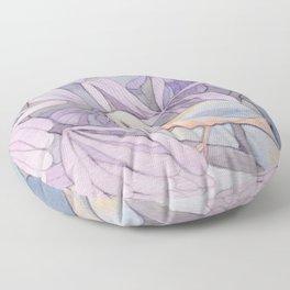 Affable Bird Floor Pillow