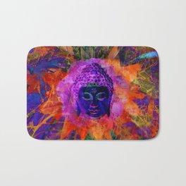 Blue Buddha Bath Mat