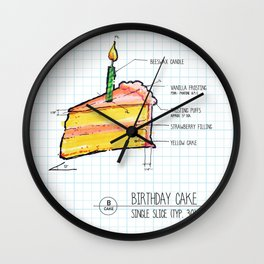 Blueprint for the Perfect Birthday Wall Clock