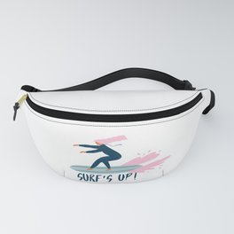 Surf's up! Fanny Pack