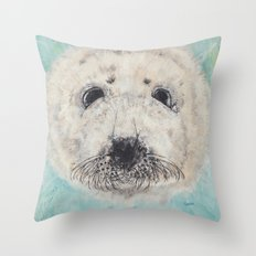 Seal with it Throw Pillow
