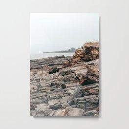 Summer Stillness Metal Print