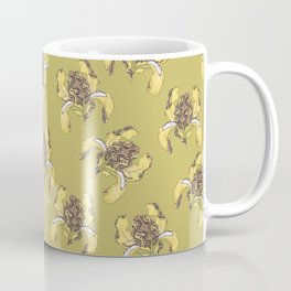 T.F TRAN SNAKE IRIS Coffee Mug