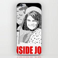 JFK Assassination: Inside Job! iPhone & iPod Skin