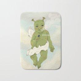 Shrerub, my religion Bath Mat