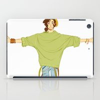 grantaire iPad Cases featuring HUGTAIRE by Cy-lindric