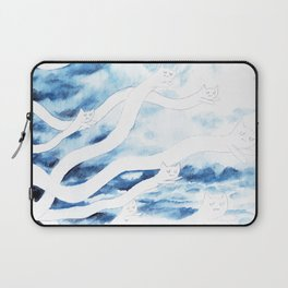 Bad Weather Cats Laptop Sleeve