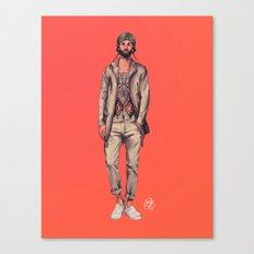 Bellman Canvas Print