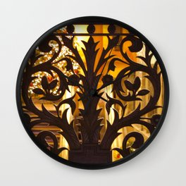 Deco  Detail Wall Clock